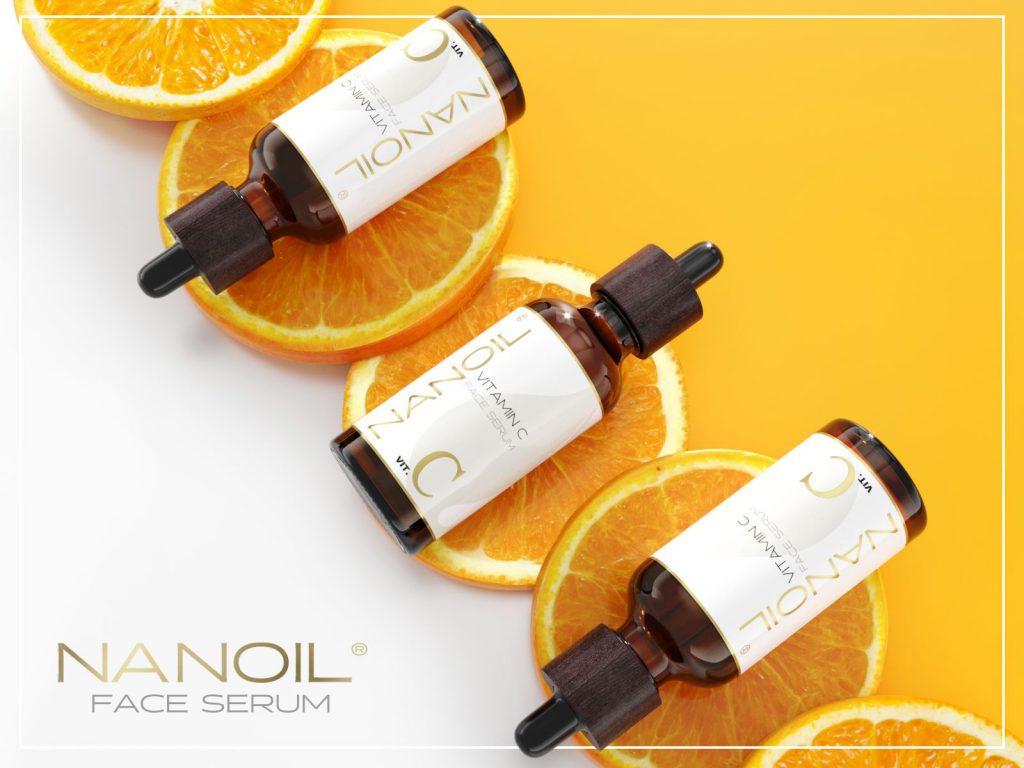 nanoil- best face serum with vit c